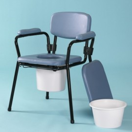 Silla Commode Ayudas Dinamicas
